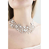 necklace woman jewellery Comete Farfalle GLA 128