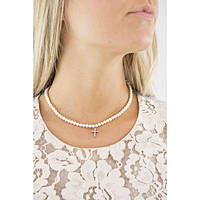 necklace woman jewellery Comete Perla FWQ 200 B