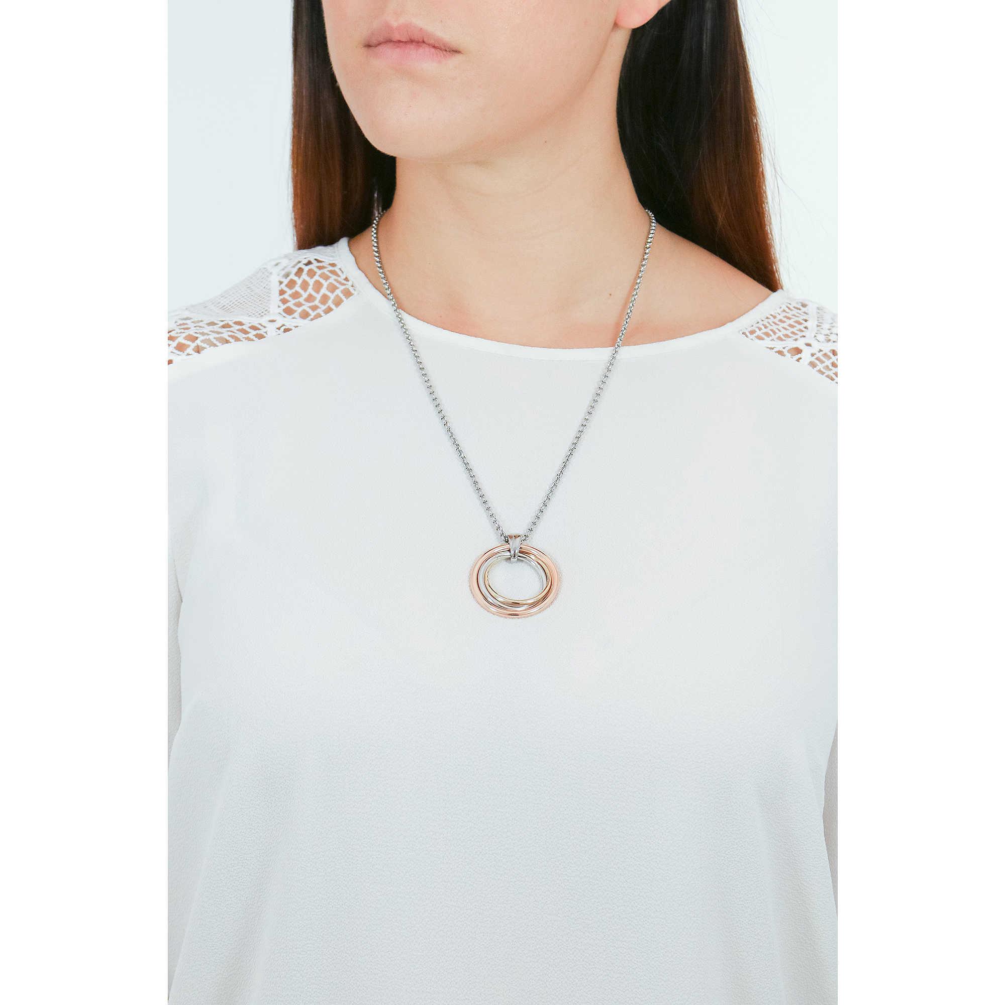 Fossil Women's Necklace JF01825998 KqvJVGD93v