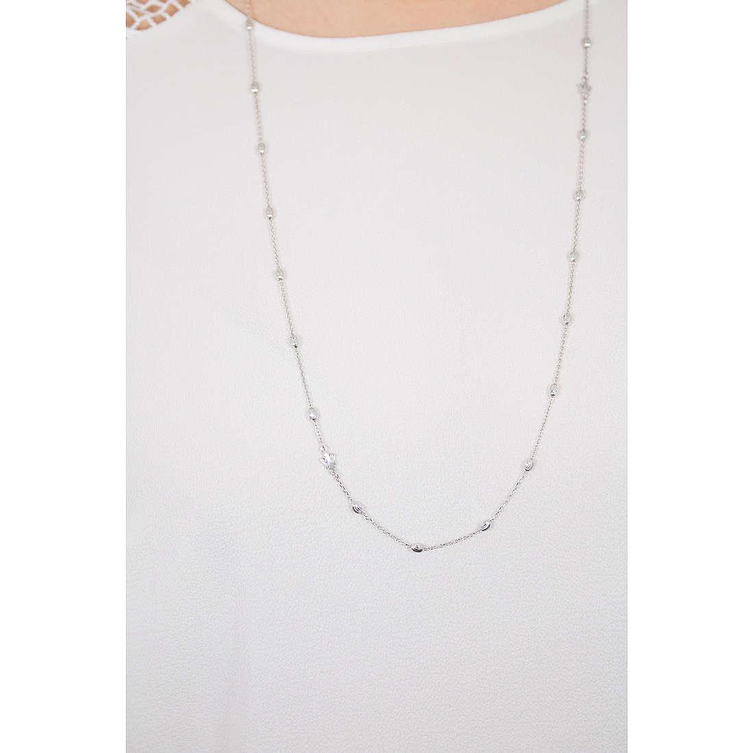Giannotti necklaces Angeli woman GIANNOTTIGIA317 photo wearing
