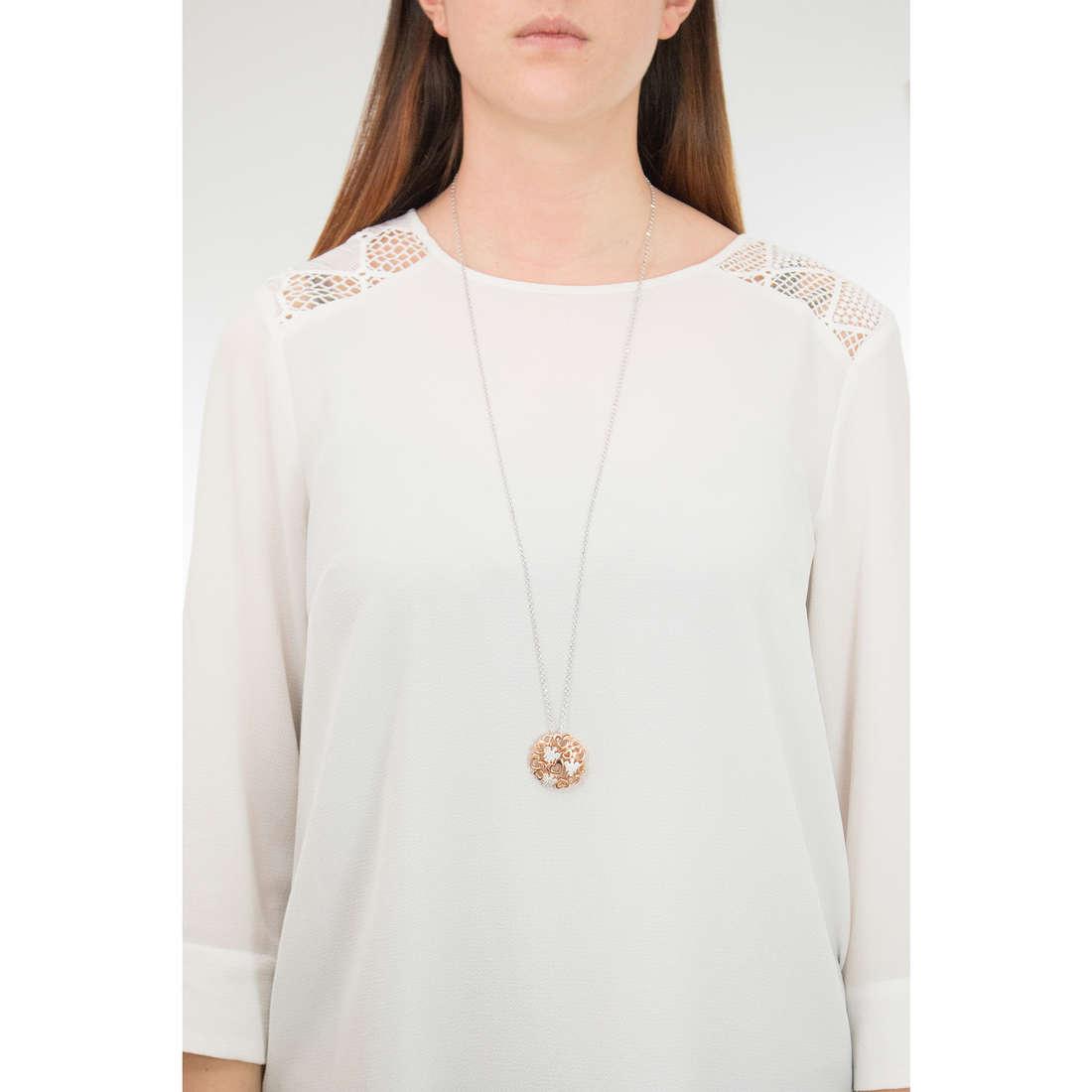 Giannotti necklaces Angeli woman GIANNOTTIGIA320 indosso