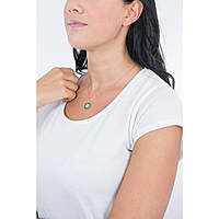 necklace woman jewellery GioiaPura INS069P015RSMG