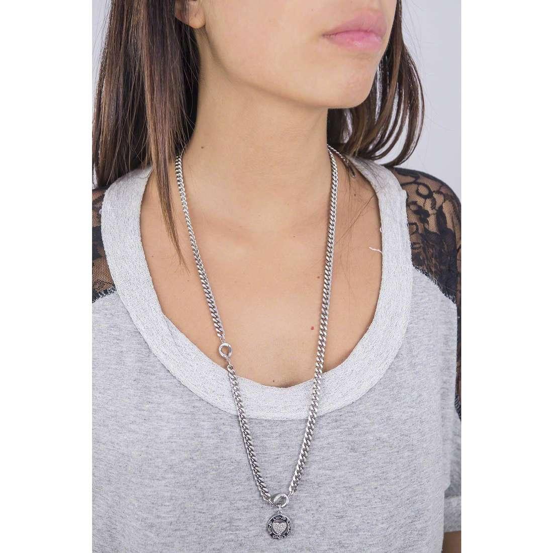 Liujo necklaces woman LJ972 indosso