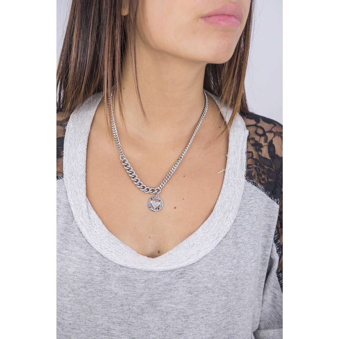 Liujo necklaces woman LJ973 indosso