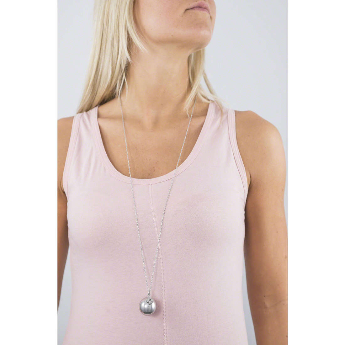 Luca Barra necklaces woman LBCK768 indosso
