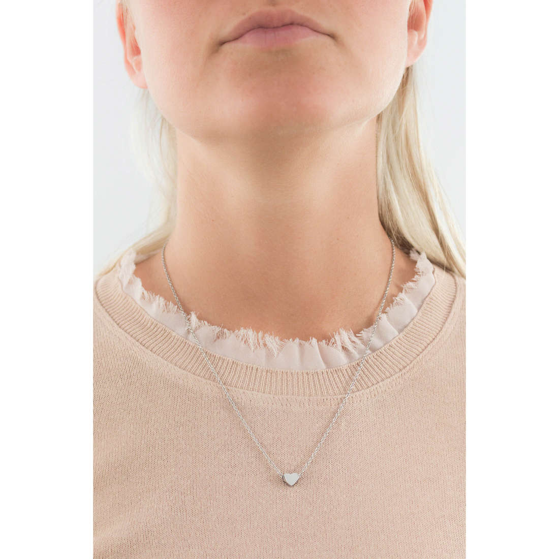 Marlù necklaces My Luck woman 18CN016 indosso