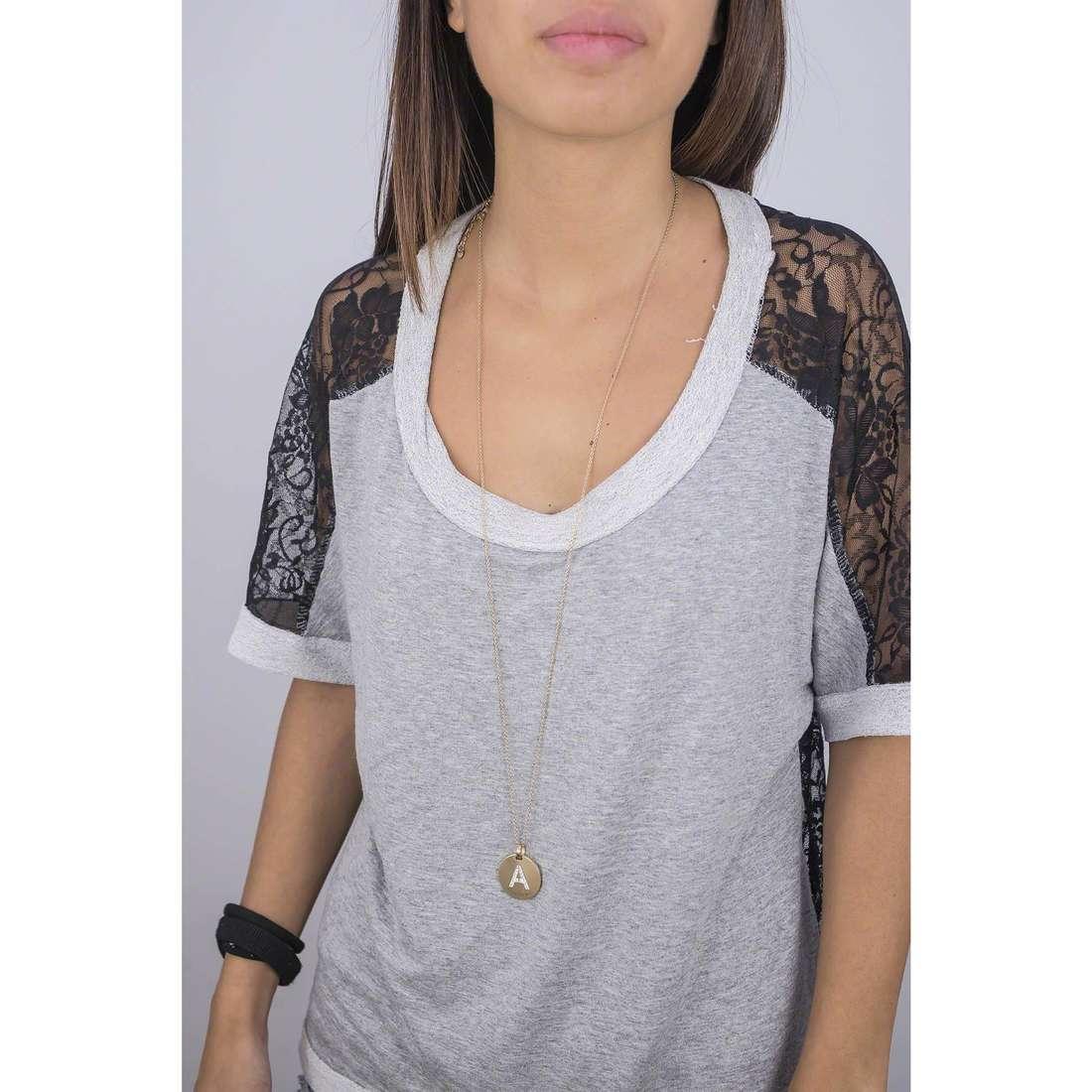 Marlù necklaces Oui C'Est Moi woman 18CN012A indosso