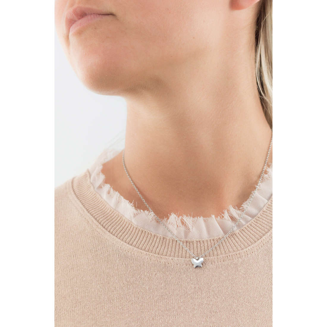 Marlù necklaces Time To woman 18CN033 indosso