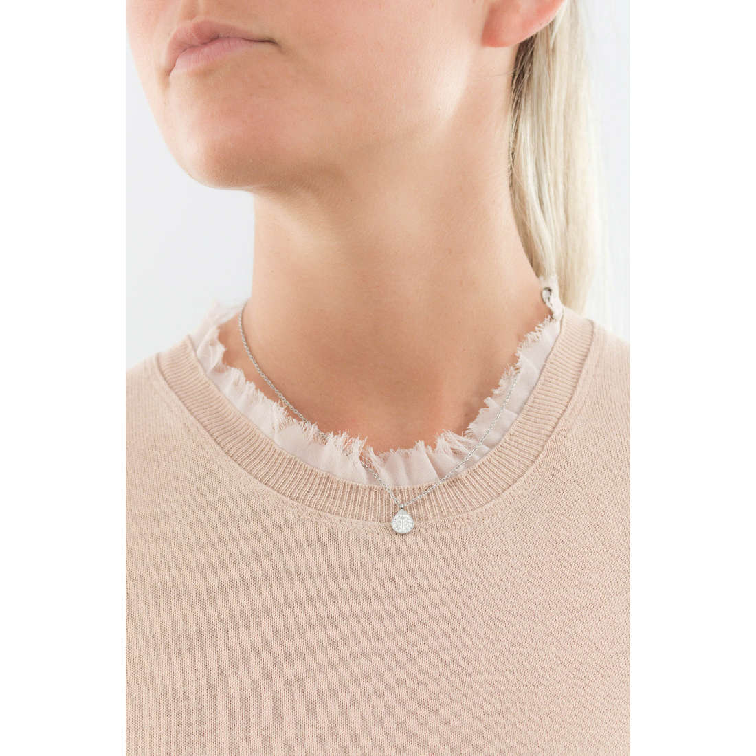 Marlù necklaces Time To woman 18CN038 indosso