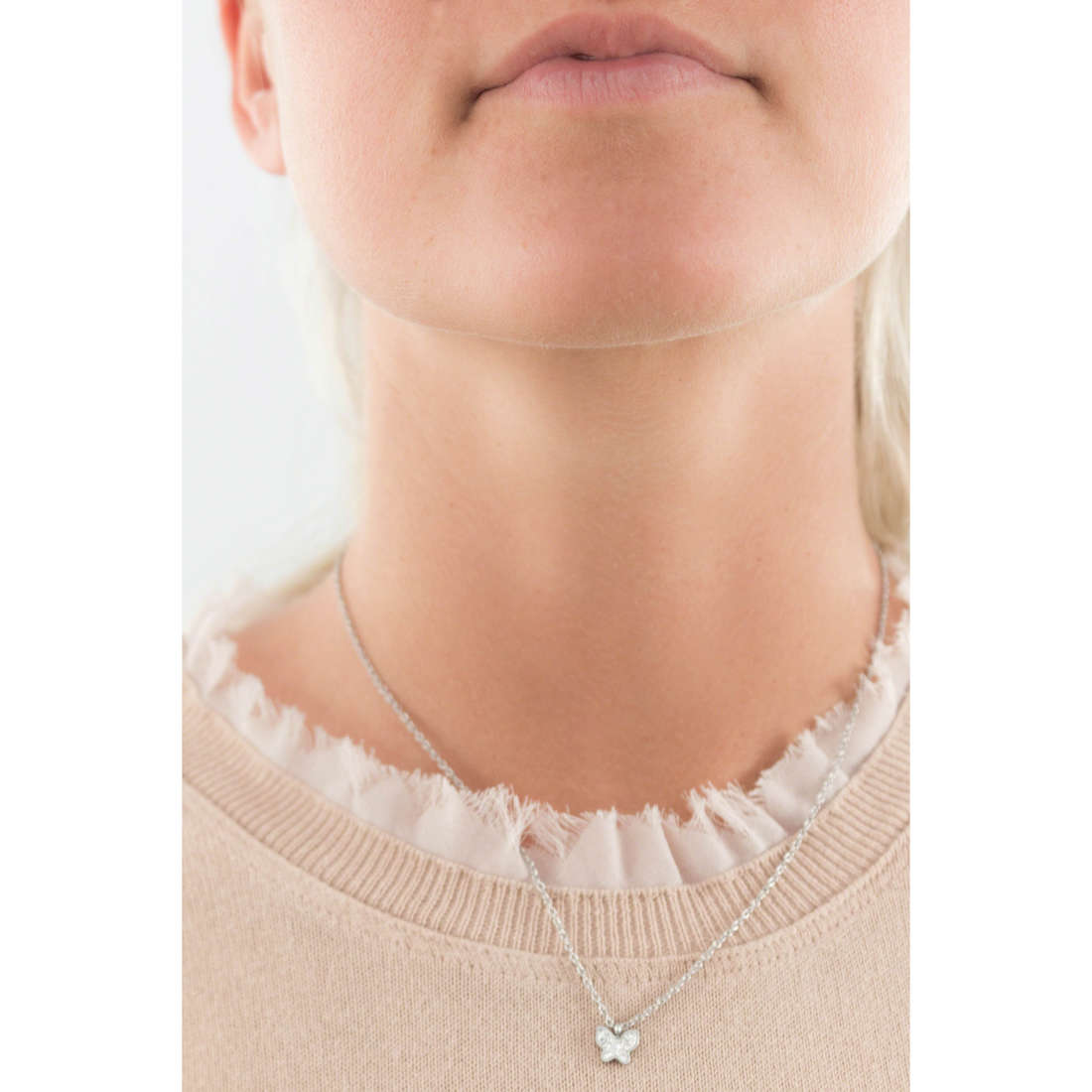 Marlù necklaces Time To woman 18CN040 indosso