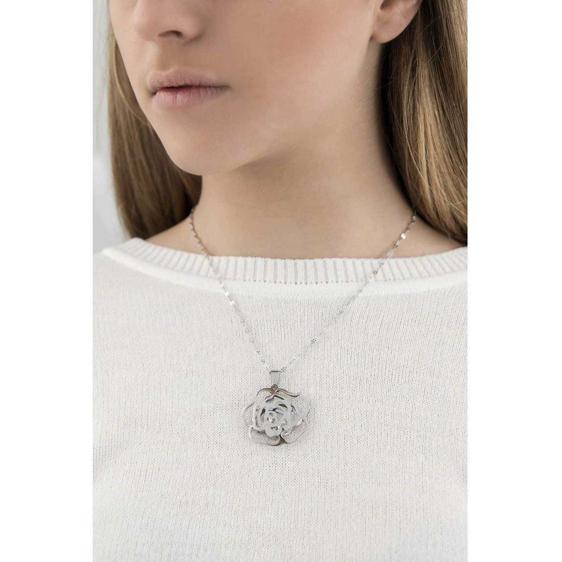 Marlù necklaces Woman Chic woman 2CN0036 indosso
