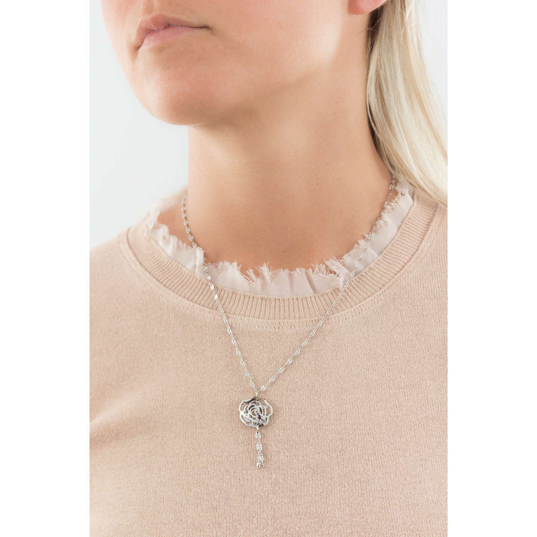 Marlù necklaces Woman Chic woman 2CN0037 indosso