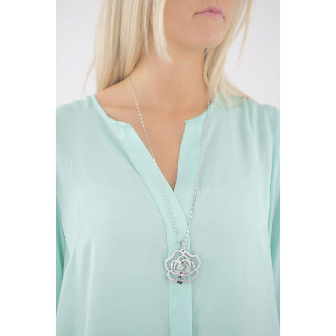 Marlù necklaces Woman Chic woman 2CO0039 indosso