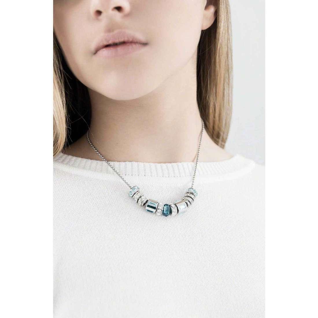 Morellato necklaces Drops woman SCZ247 indosso
