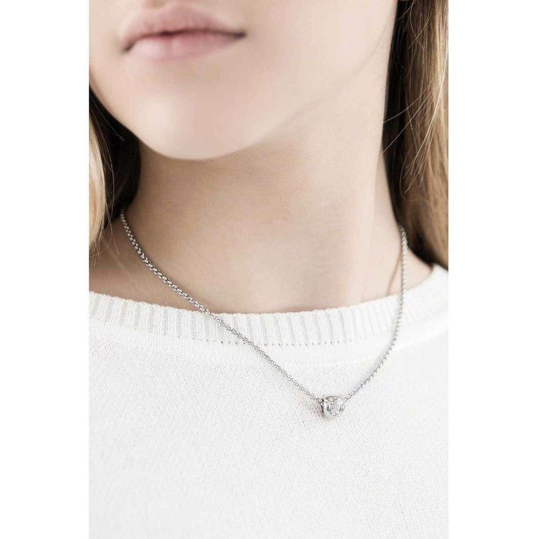 Morellato necklaces Drops woman SCZ333 indosso