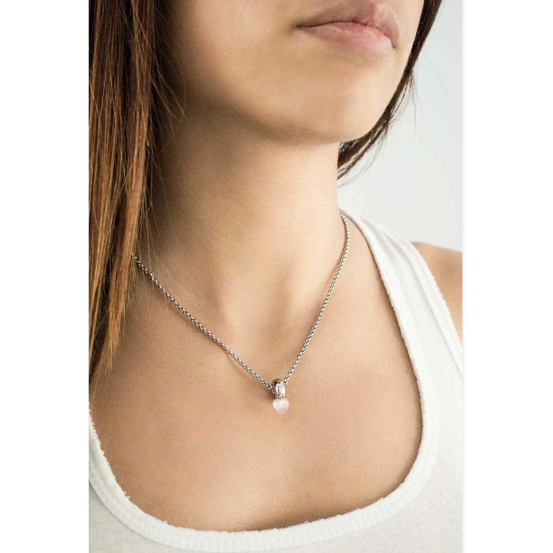 Morellato necklaces Drops woman SCZ487 indosso