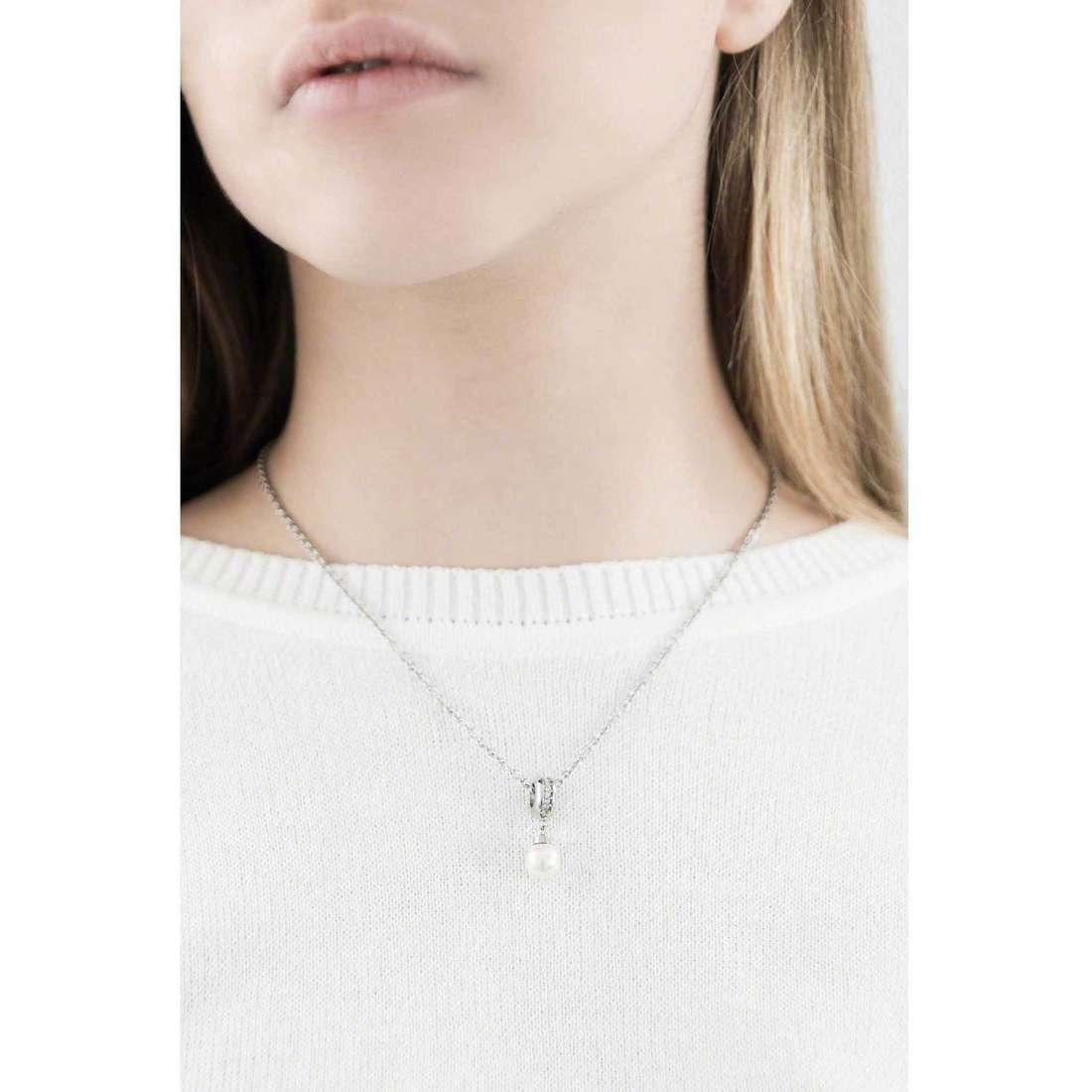 Morellato necklaces Drops woman SCZW6 indosso
