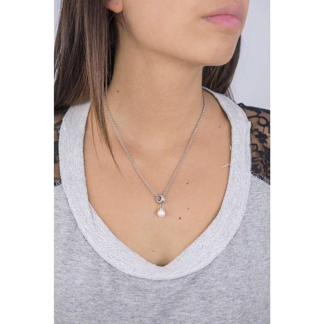 Morellato necklaces Drops woman SCZW7 indosso
