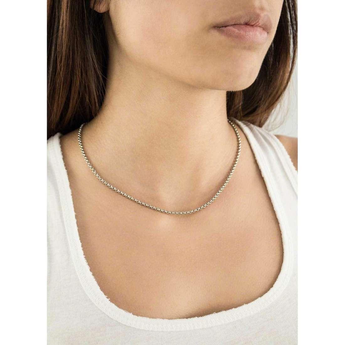 Morellato necklaces Drops woman SCZX3 indosso