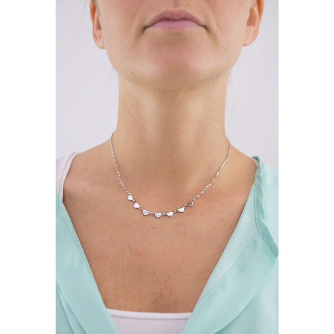 Morellato necklaces Insieme woman SAHM03 photo wearing