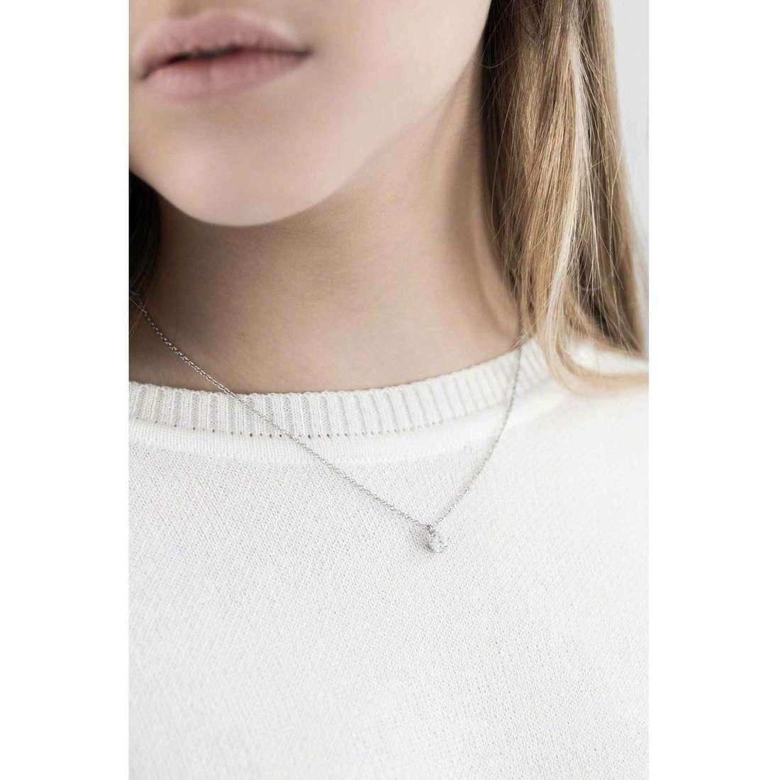 Morellato necklaces Luce woman SRL03 indosso