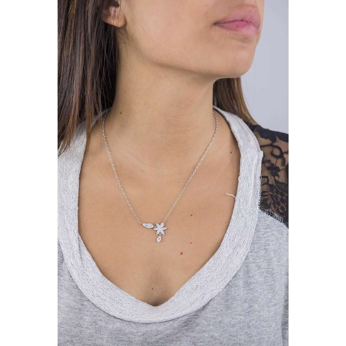 Morellato necklaces Natura woman SAHL14 photo wearing