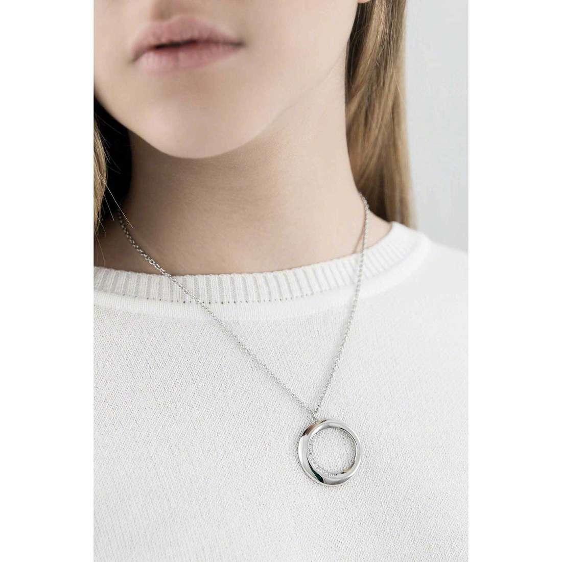 Morellato necklaces Notti woman SAAH03 indosso