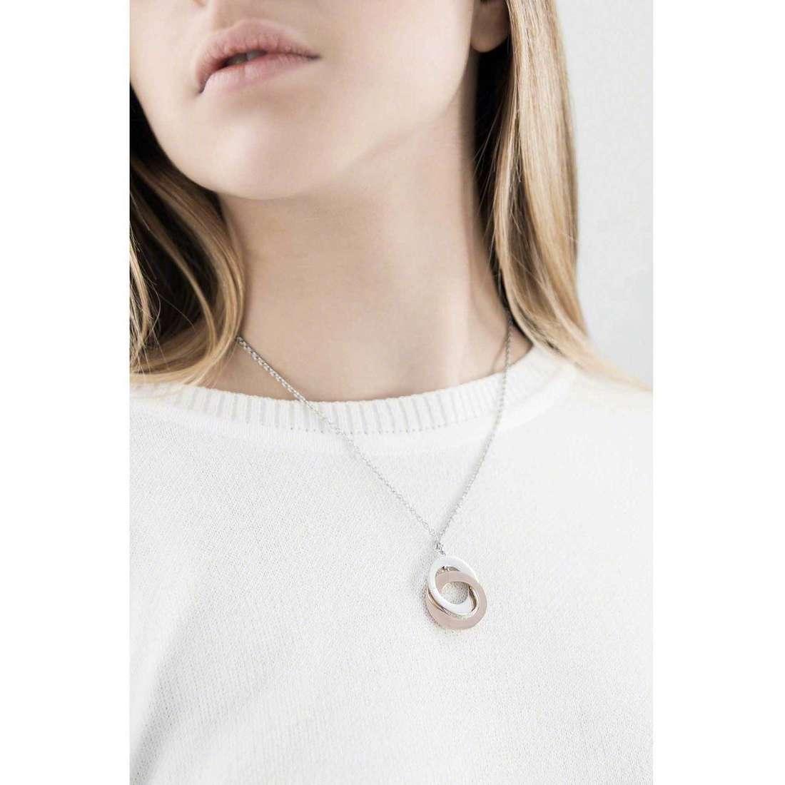 Morellato necklaces Notti woman SAAH04 indosso