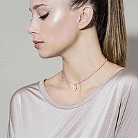 necklace woman jewellery Nomination Mon Amour 027211/026