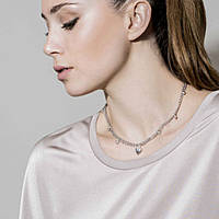 necklace woman jewellery Nomination Rock In Love 131807/010