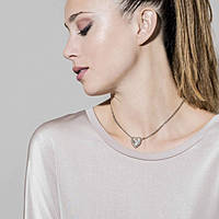 necklace woman jewellery Nomination Rock In Love 131828/001