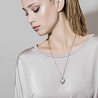 necklace woman jewellery Nomination Rock In Love 131829/020