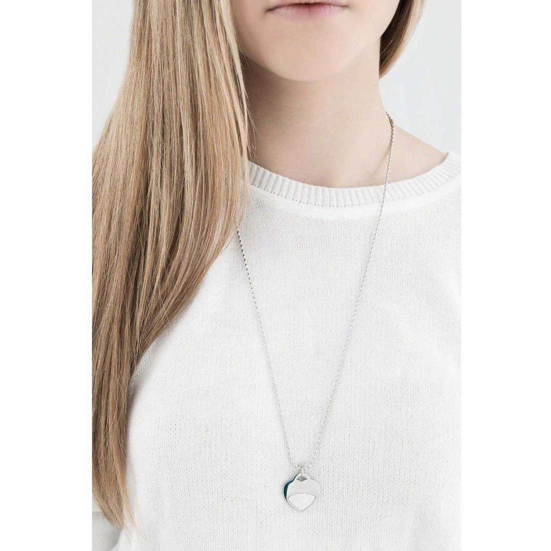 Ops Objects necklaces Glitter woman OPSCL-350 indosso