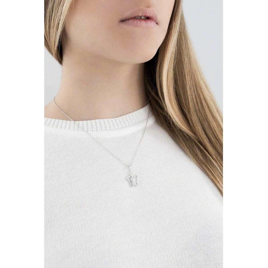 Giannotti necklaces Chiama Angeli woman GIA136 indosso