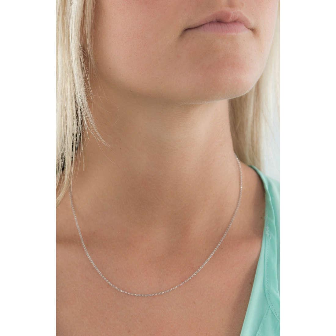 Giannotti necklaces Chiama Angeli woman GIA151 indosso
