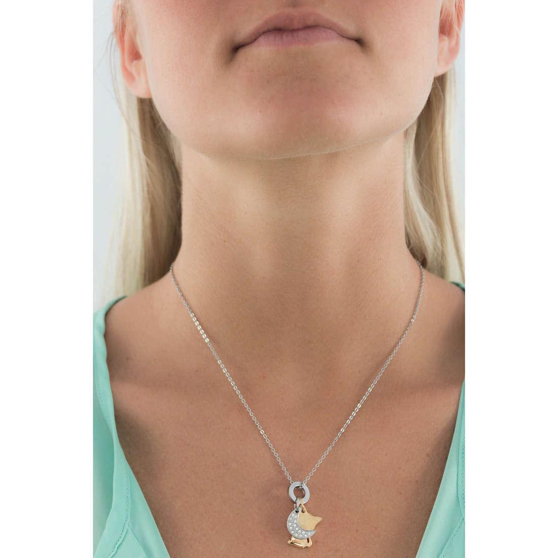 Sagapò necklaces Honey woman SHN01 indosso