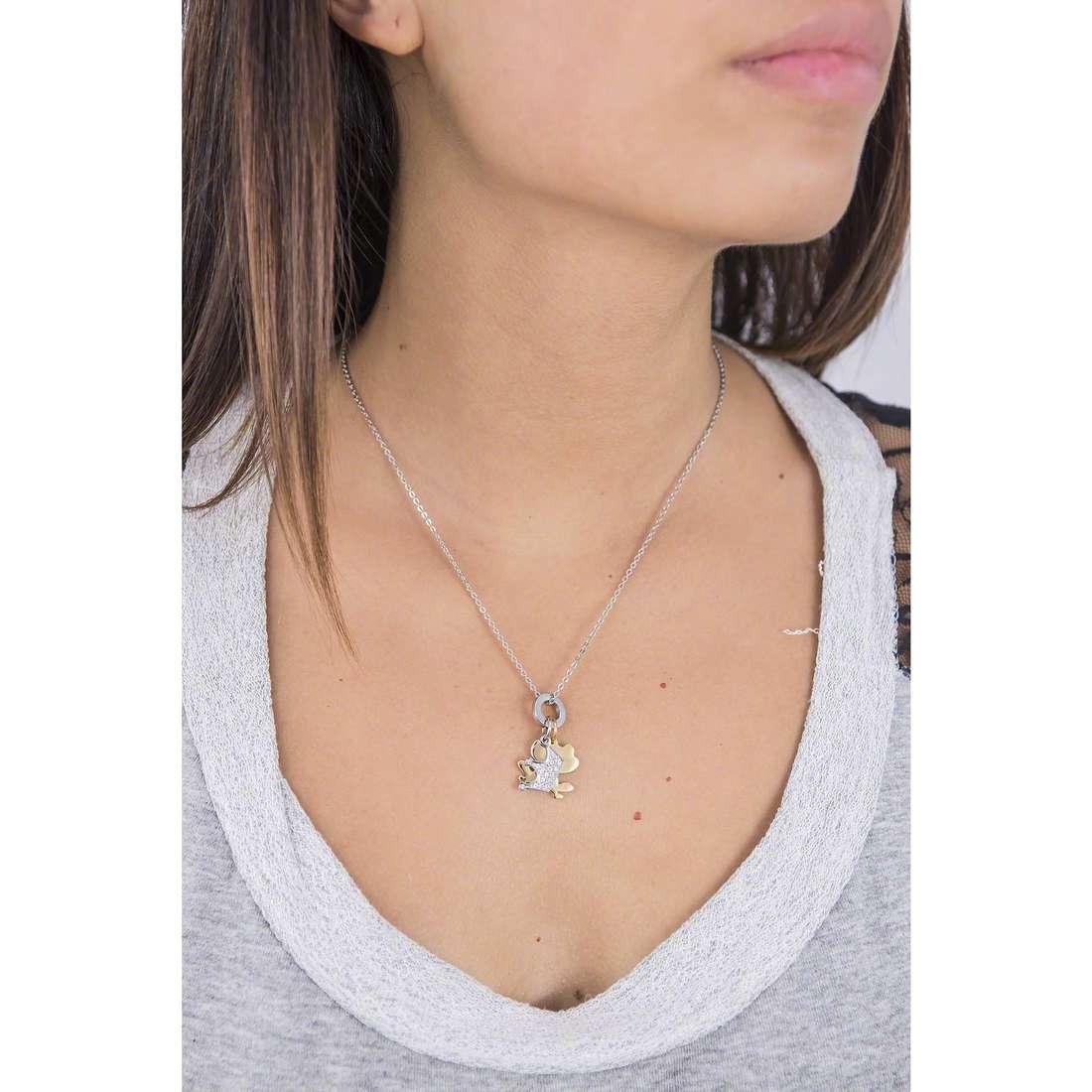 Sagapò necklaces Honey woman SHN02 indosso
