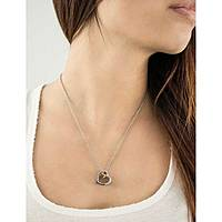 necklace woman jewellery Sagapò IN LOVE SIL02