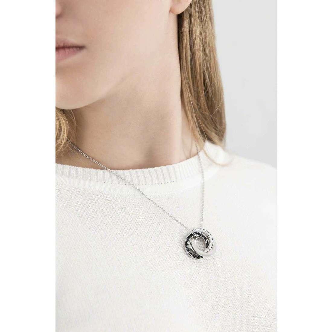Sagapò necklaces Trinidad woman STR02 indosso
