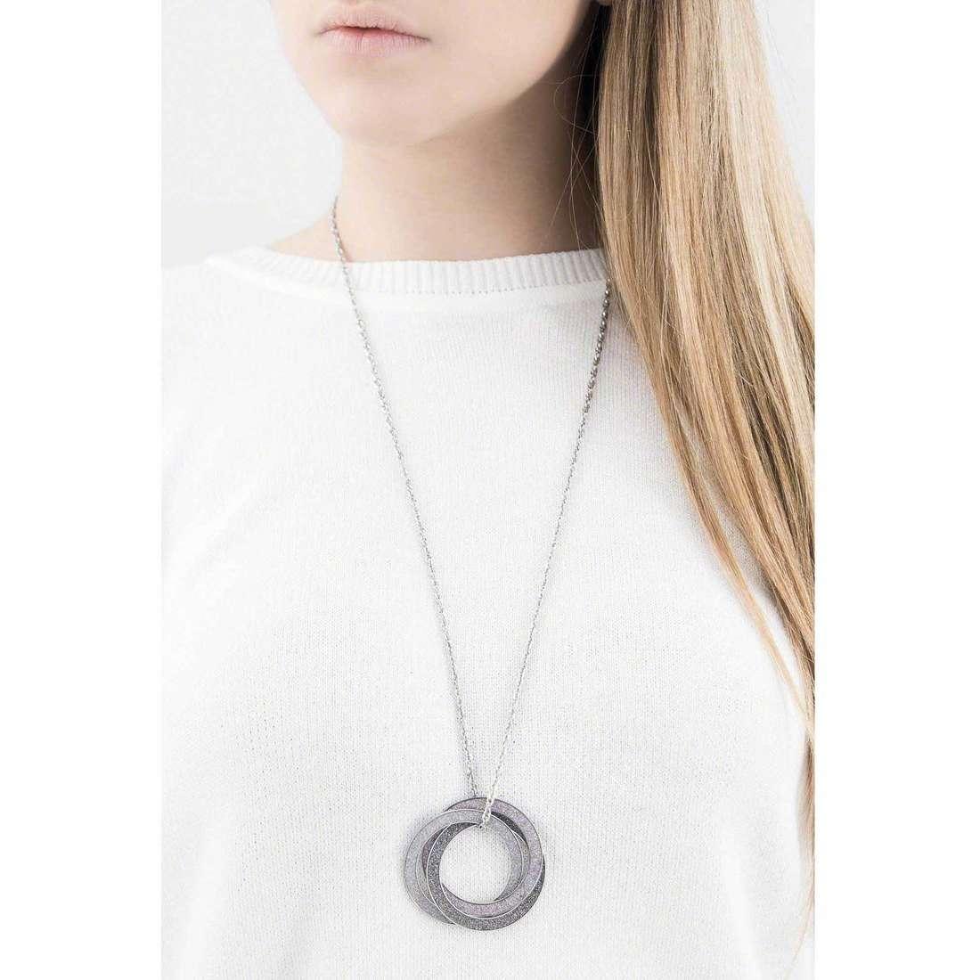 Sagapò necklaces Trinidad woman STR11 indosso