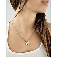 necklace woman jewellery Sagapò BUTTERFLY SBF03