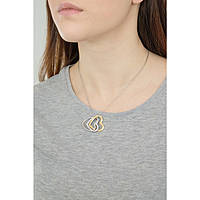 necklace woman jewellery Sagapò Triniheart STH02