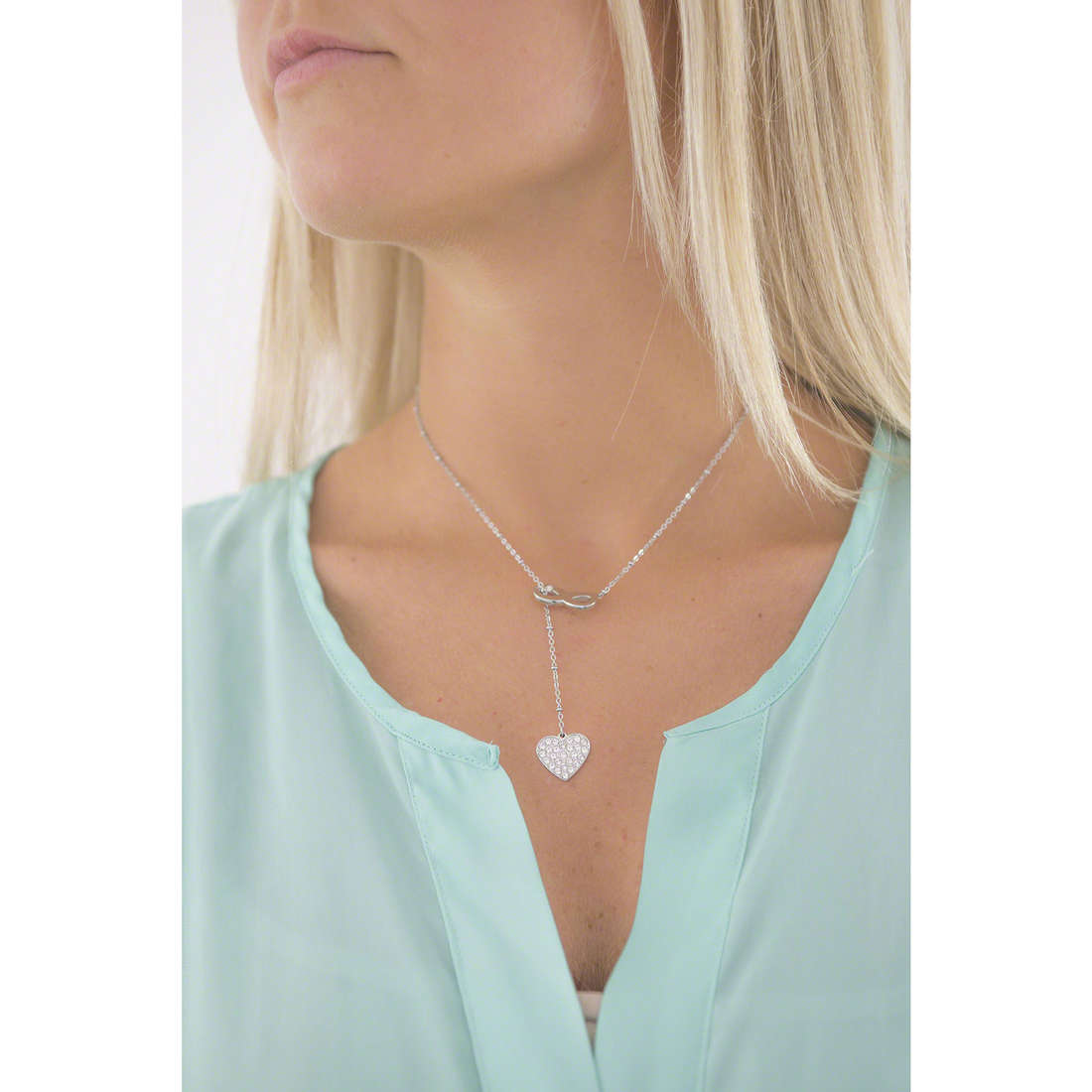 Sector necklaces Family & Friends woman SACG25 indosso