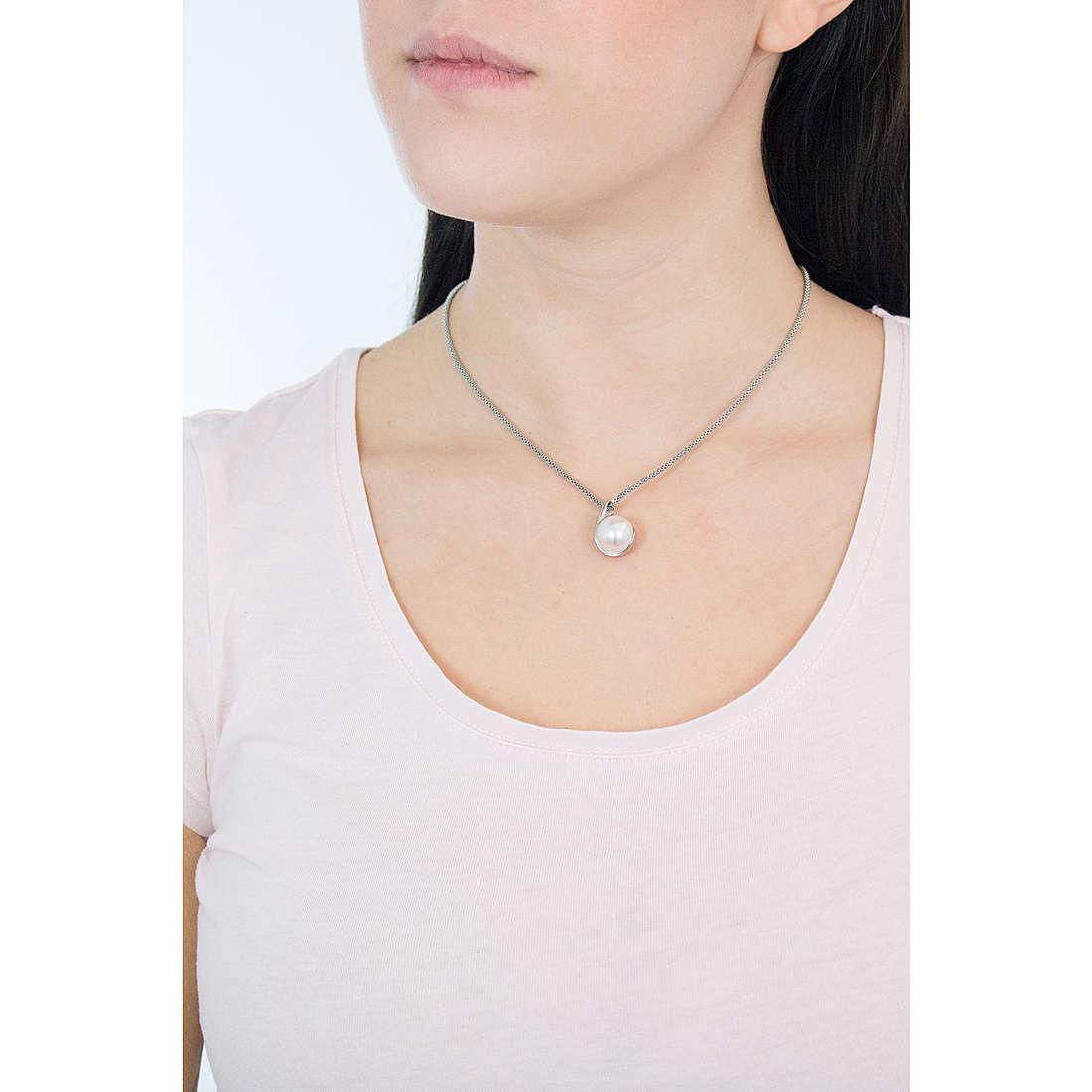 Skagen necklaces Spring 2013 woman SKJ0089040 photo wearing