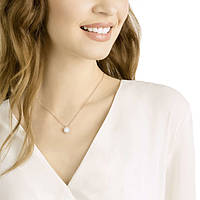 necklace woman jewellery Swarovski Angelic 5367855
