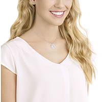 necklace woman jewellery Swarovski Circle 5290187