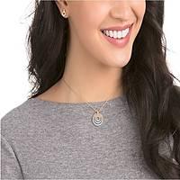 necklace woman jewellery Swarovski Circle 5367890