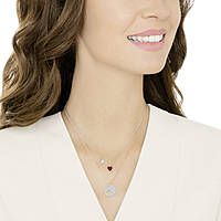 necklace woman jewellery Swarovski Crystal Wishes 5255351