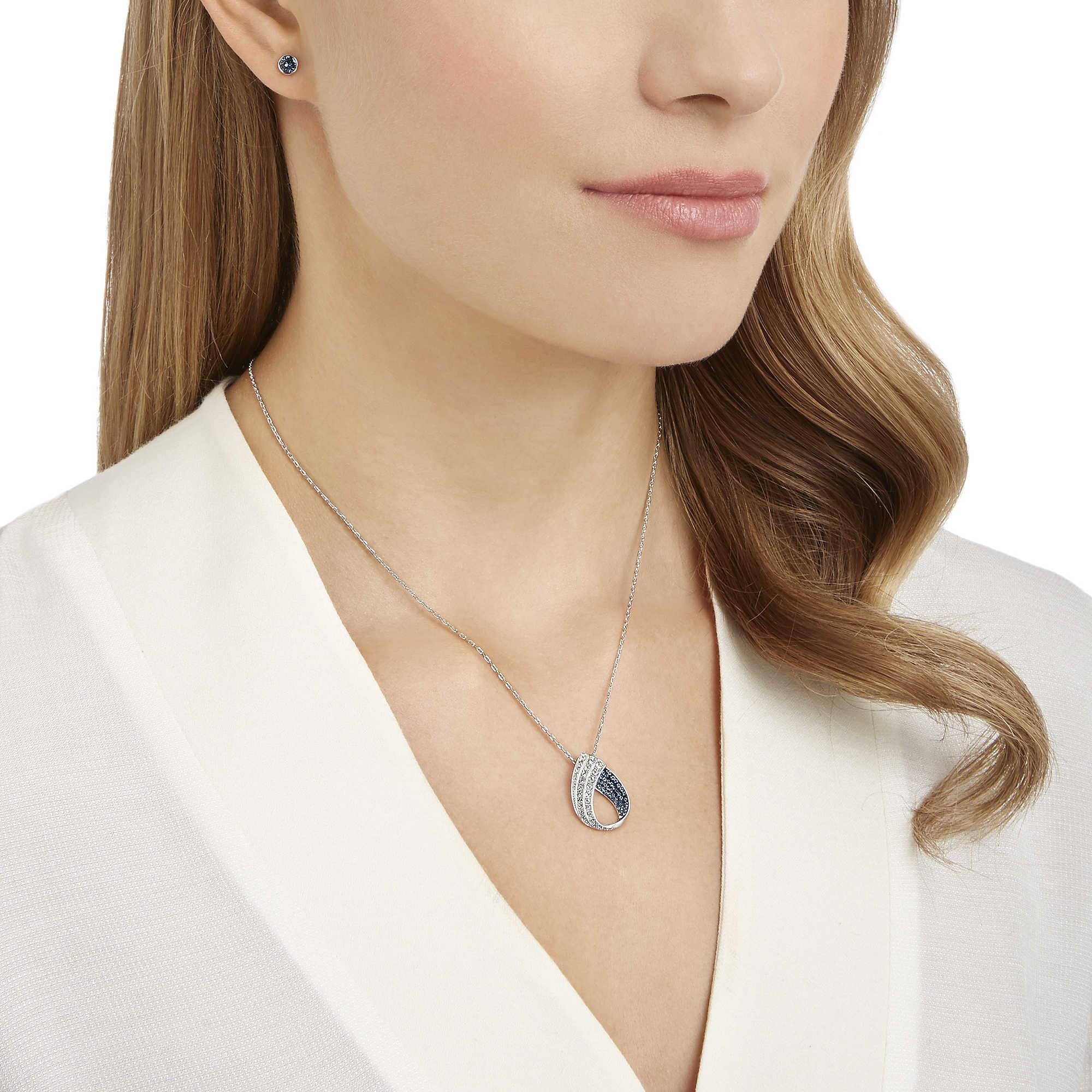 4863db3d47c necklace woman jewellery swarovski fortunately 5237981 12104 zoom