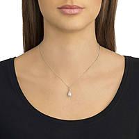 necklace woman jewellery Swarovski Heloise 1023992